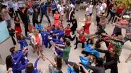 """The Next Step - Extended Dance Flash Mob """"All Eyes on You"""""""