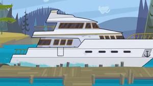 Total Drama Deluxe Cruise TDCI