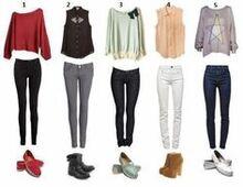 Adriana Eve clothes