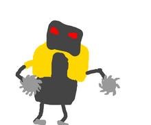 Buzzy(robofighter)
