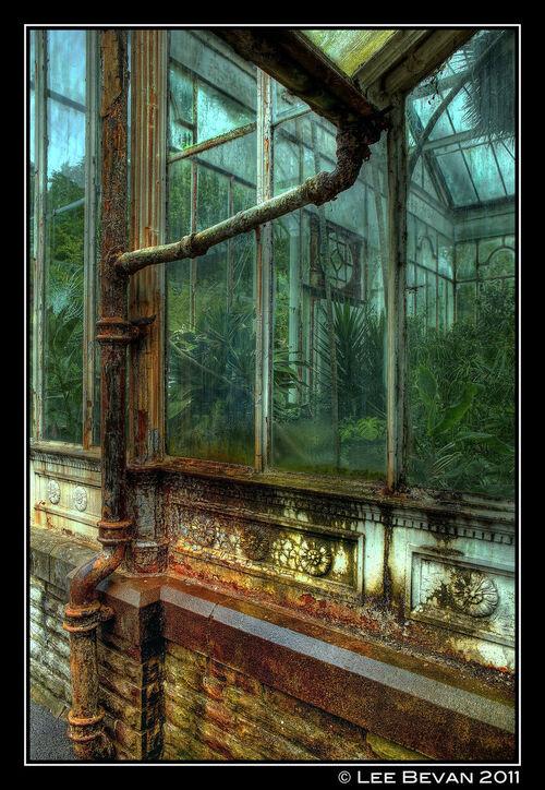 Calderbank greenhouse