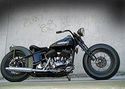 1937 Harley Bobber