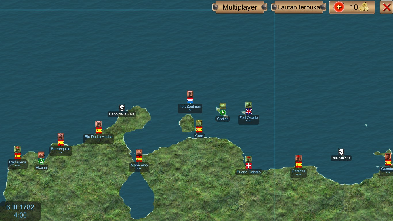 The Pirate Caribbean Hunt Wiki