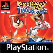 Bugs and taz time busters EU
