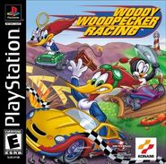 Woody Woodpecker Racing NA