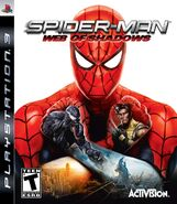 Spider-Man WOS PS3