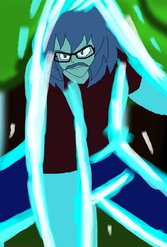 Blue Fire Mode