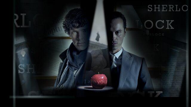 File:Sherlock and Moriarty Wallpaper-1-.jpg