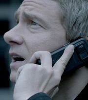 Johns phone
