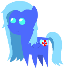 Pointy Pony Water Wings