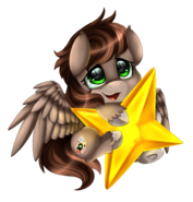 Comm little star by pridark-d9xi5tb