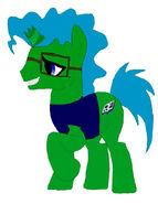 Make fan art of comic sans pony by daylover1313-d8dijk0