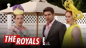 The Royals Sexual Tension Rises Between Princess Eleanor and Jasper E!