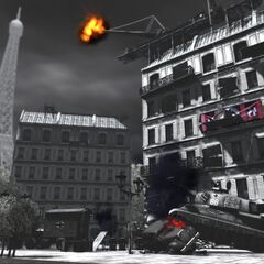 In-game Tiger Tank.