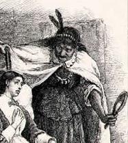 Tituba Sketch