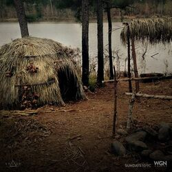 Indian village n