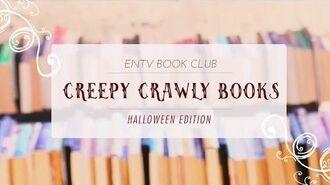 EverNever TV Creepy Crawly Halloween-y Books