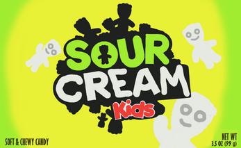 Sour cream kids