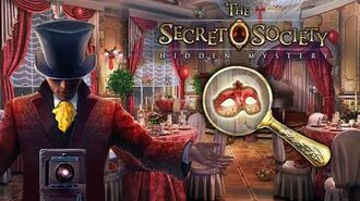 The Secret Society® - Hidden Mystery 1.18 Update for iPad and iPhone