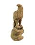 C478 Stone statues i03 Eagle statue