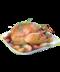 C232 Haute cuisine i05 Chicken apples