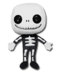 C259 Halloween puppets i01 Skeleton