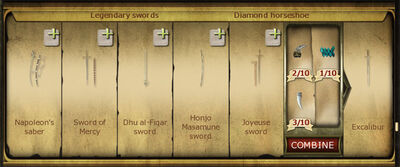 Collection 217 Legendary swords cropped