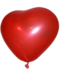 C123 Balloons i01 Heart shaped
