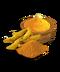 C235 Fragrant spices i02 Tumeric