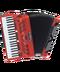 C126 Keyboard Instruments i03 Accordion