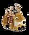 C153 Stuffed animals i04 Toy deer
