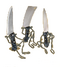 C441 Kitchen army i03 Pacifist knives