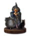 C063 Statuette witch i06 Witch fairy tale