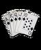 C045 Poker Combinations i05 Royal flush