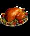 C192 Christmas delicacy i06 Christmas turkey