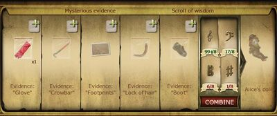 Collection 311 mysterious evidence cropped