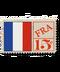 C016 International Postage i03 French stamp