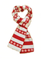 C345 Present for Alfred i02 Christmas scarf