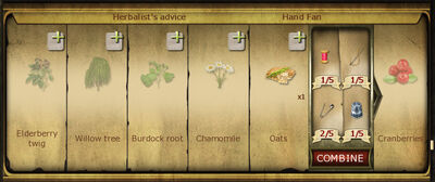 Collection 228 Herbalists advice cropped