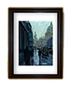 C566 Multi-panel canvas i03 Evening City