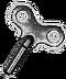 Silver Winding Key