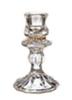 C531 Antique candlesticks i01 Glass candlestick
