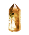 C175 Magical bracelet i03 Orange crystal