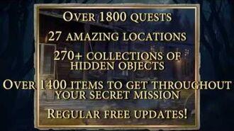 The Secret Society® - Hidden Mystery Update 1.12