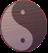 Japanese House i25 Yin Yang Symbol