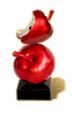 C580 Anamorphic art i03 Rosh's Apples