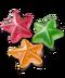 C236 Funny gummies i06 Stars