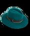 C226 Elegant hats i03 Borsalino hat