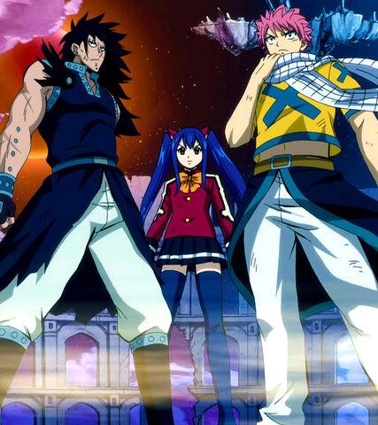 File:Three Dragon Slayers (Anime).jpg