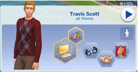 Travis Scott Simology